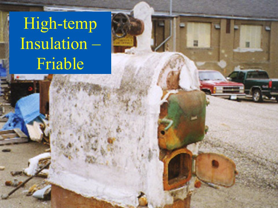High-temp Insulation – Friable