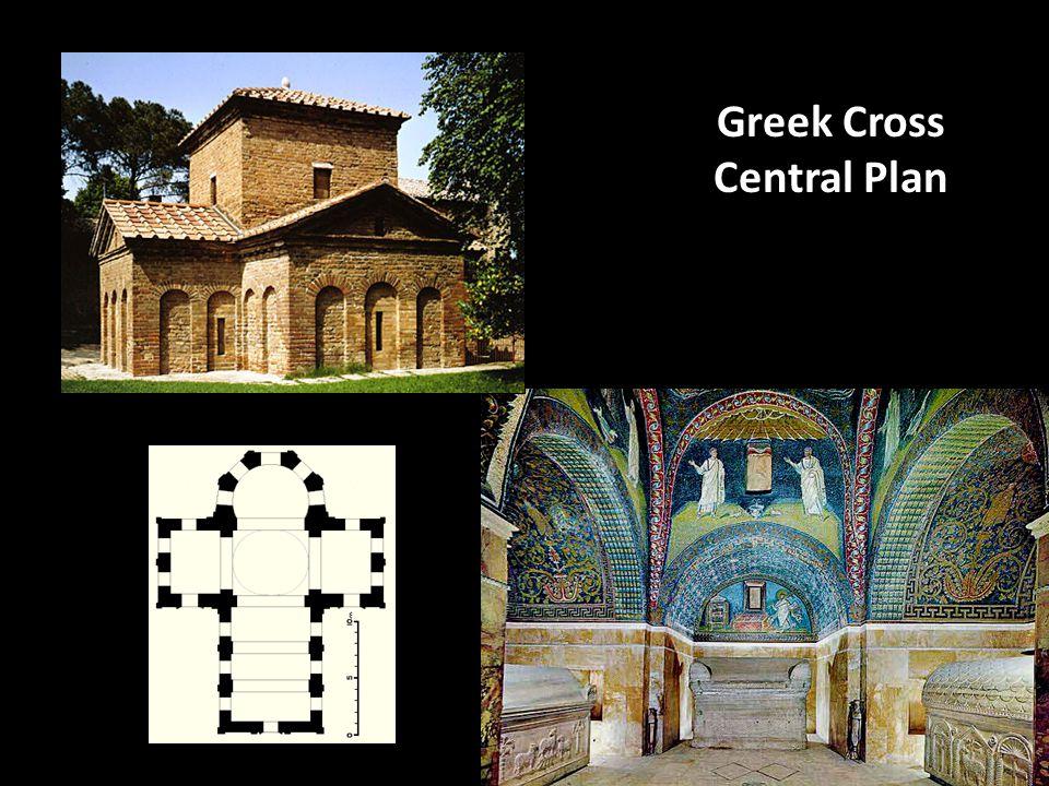 Greek Cross Central Plan