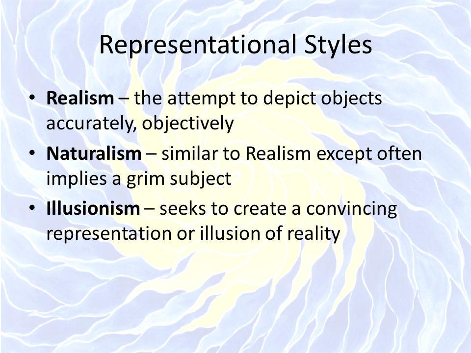 Representational Styles