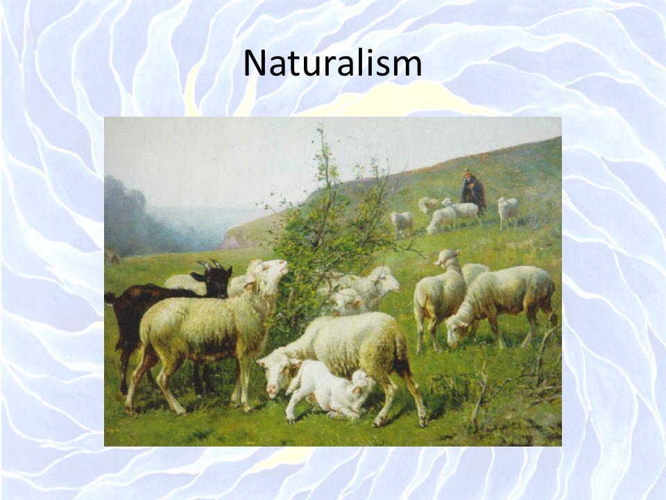Naturalism Albert Charpin, The Return of the Flock, 1887
