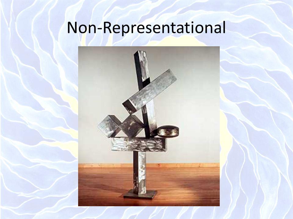 Non-Representational