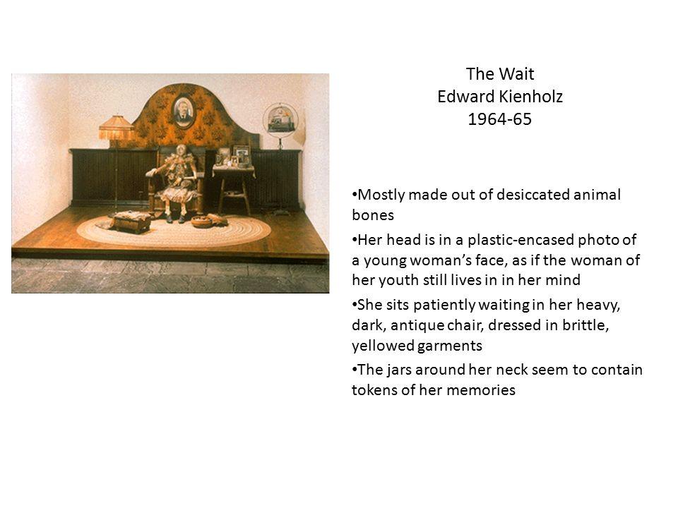 The Wait Edward Kienholz 1964-65