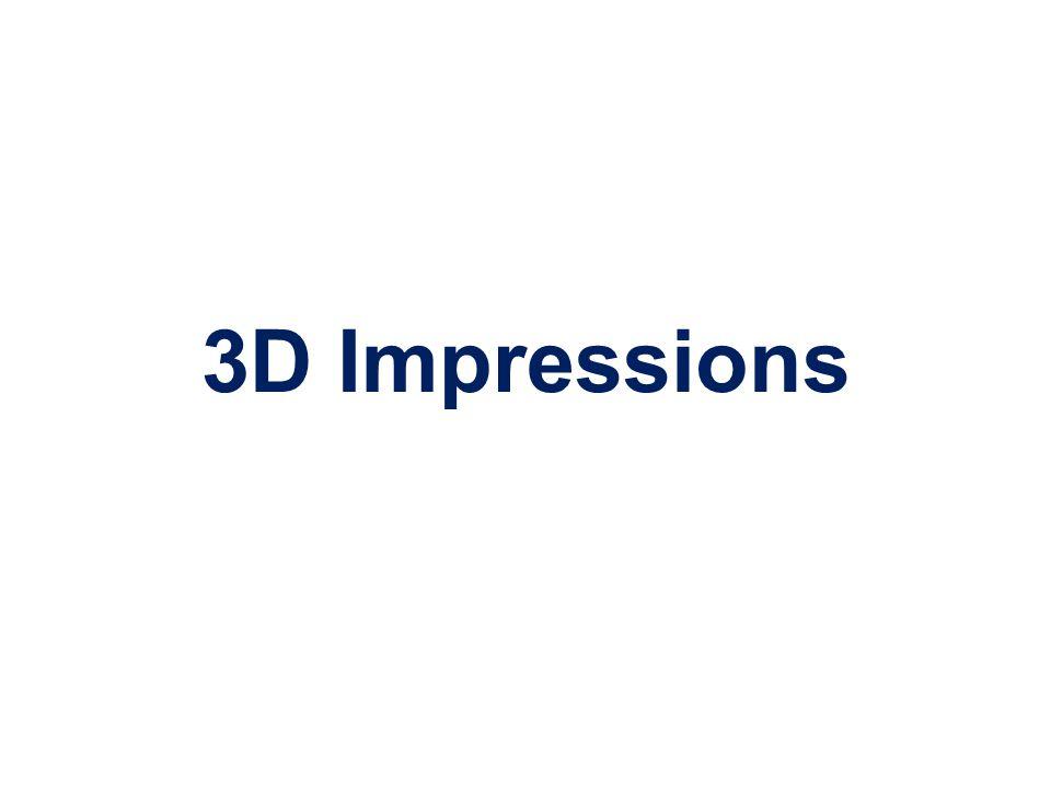 3D Impressions
