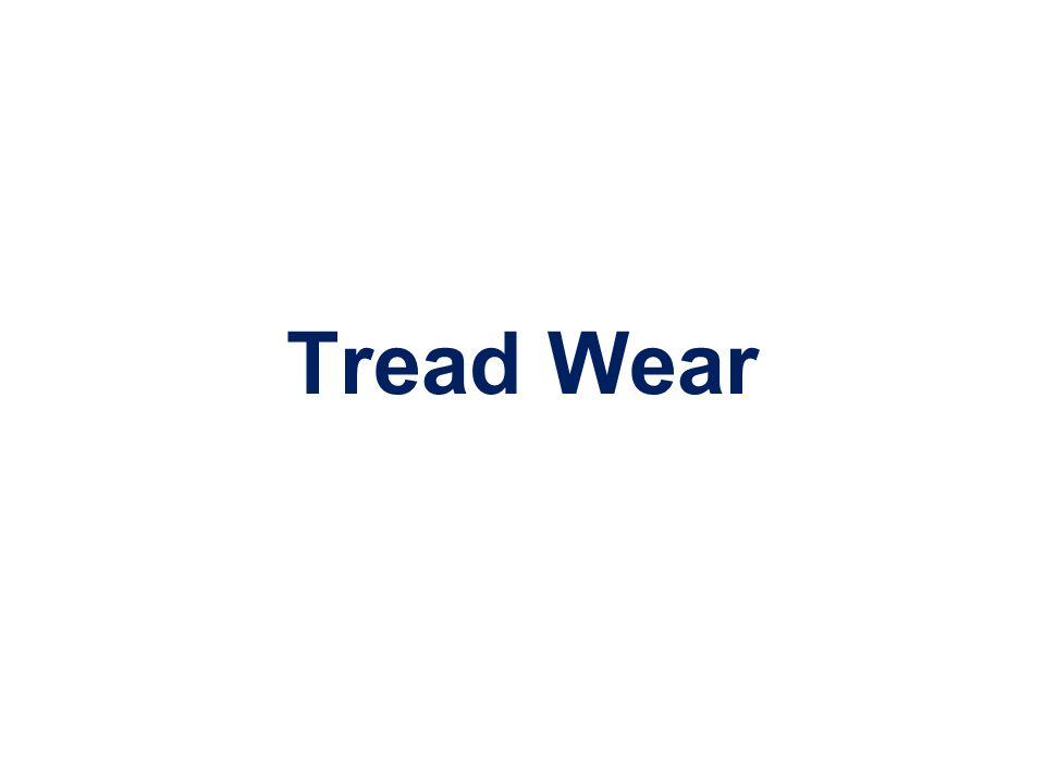 Tread Wear