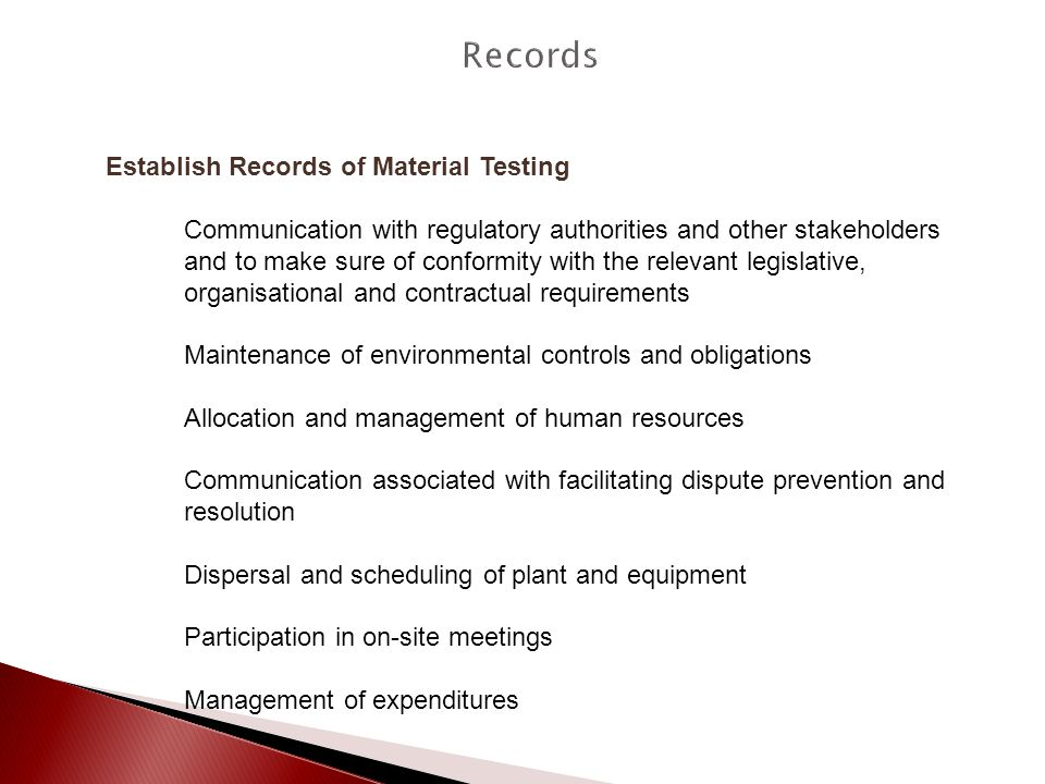 Records Establish Records of Material Testing
