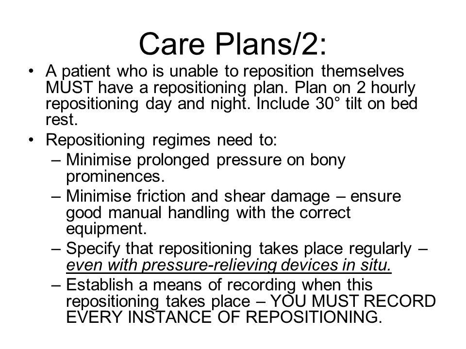 Care Plans/2: