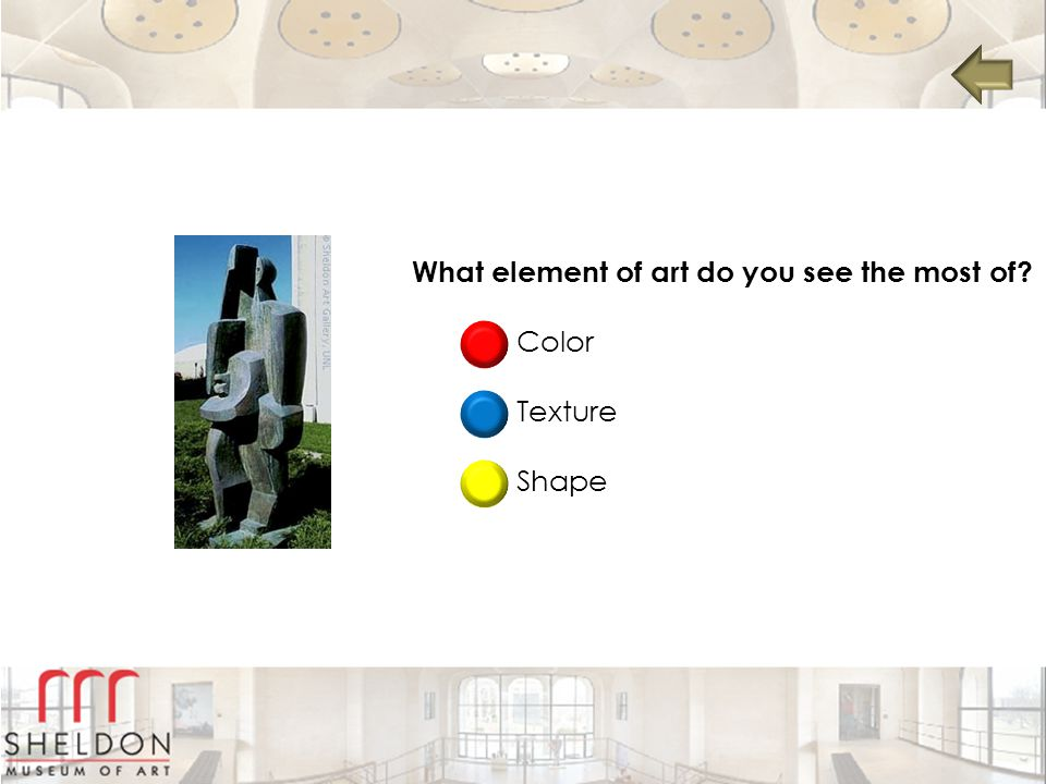 What element of art do you see the most of
