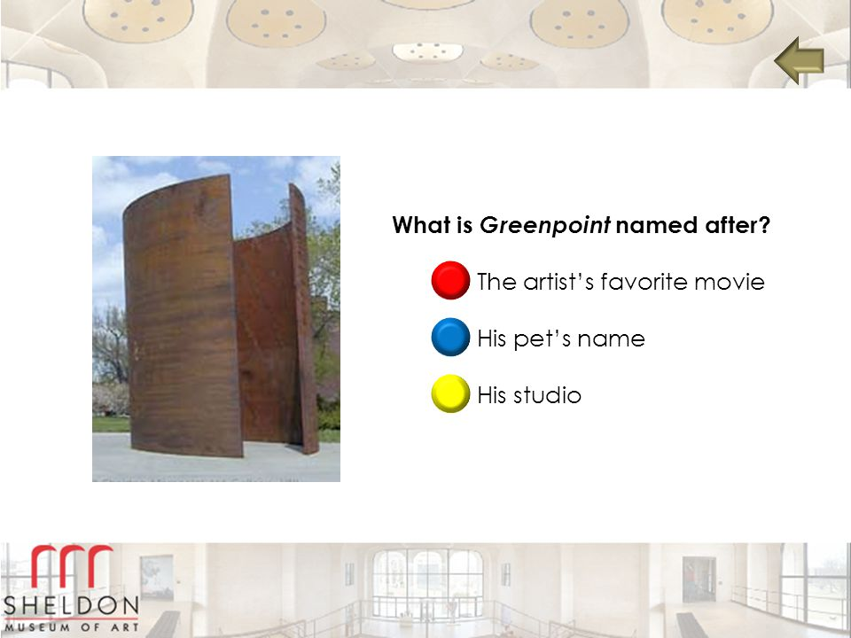 What is Greenpoint named after