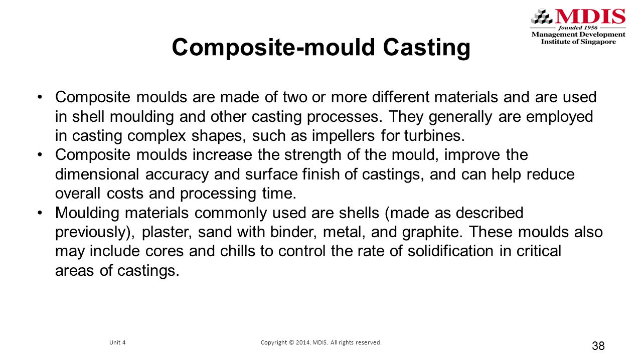 Composite-mould Casting