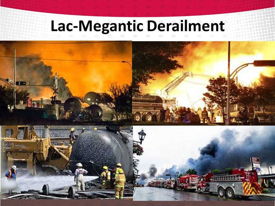 Lac-Megantic Derailment
