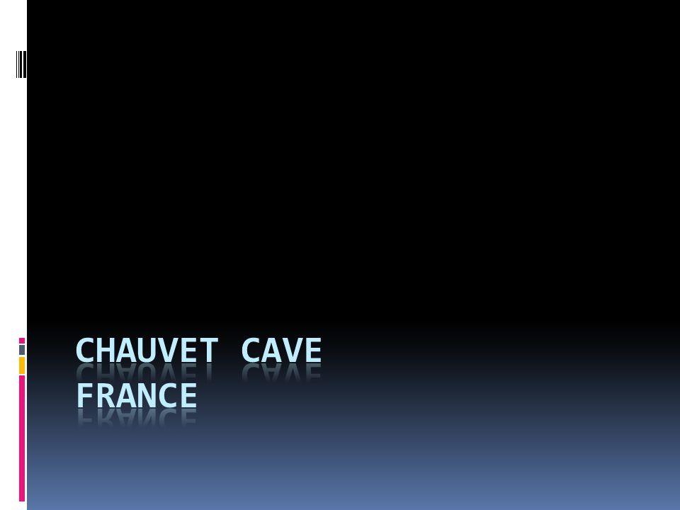 Chauvet Cave France