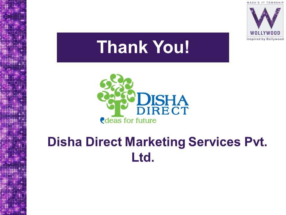 Disha Direct Marketing Services Pvt. Ltd.
