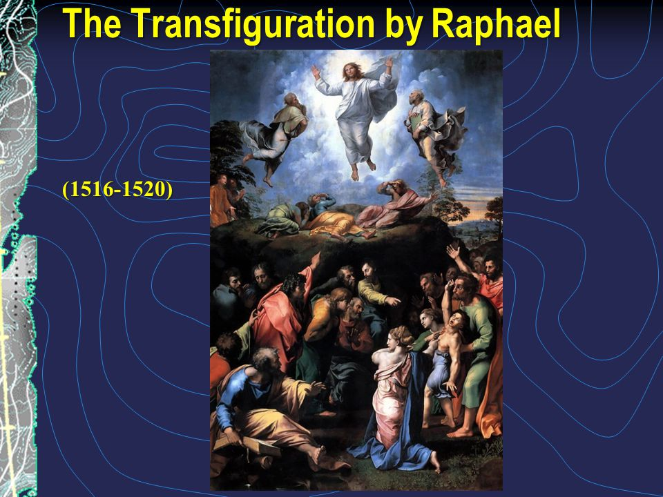 The Transfiguration by Raphael