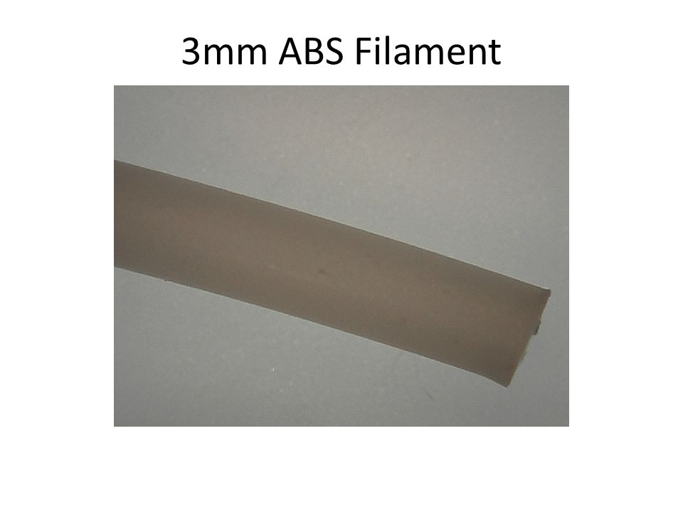 3mm ABS Filament