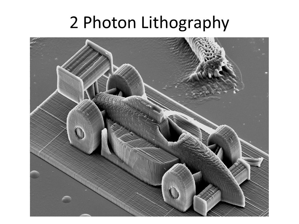 2 Photon Lithography