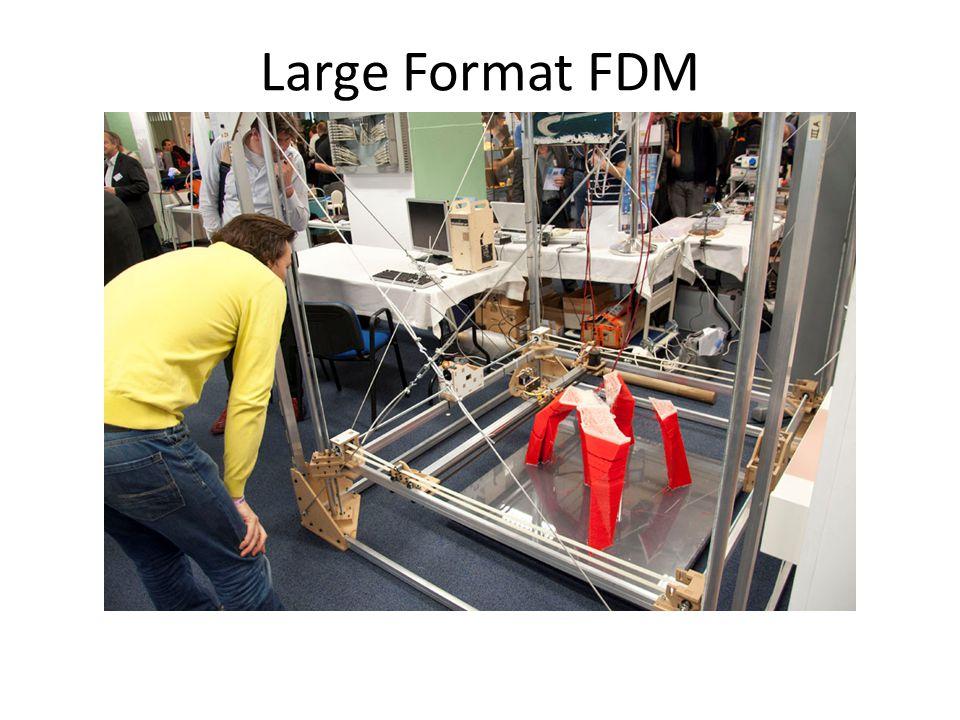 Large Format FDM
