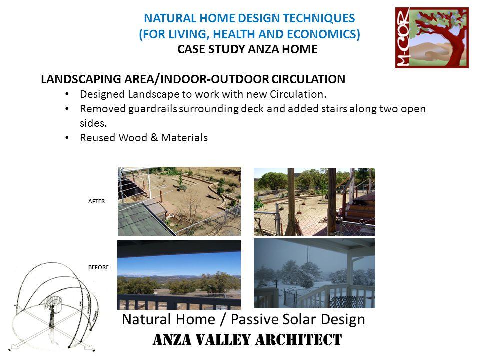 Natural Home / Passive Solar Design
