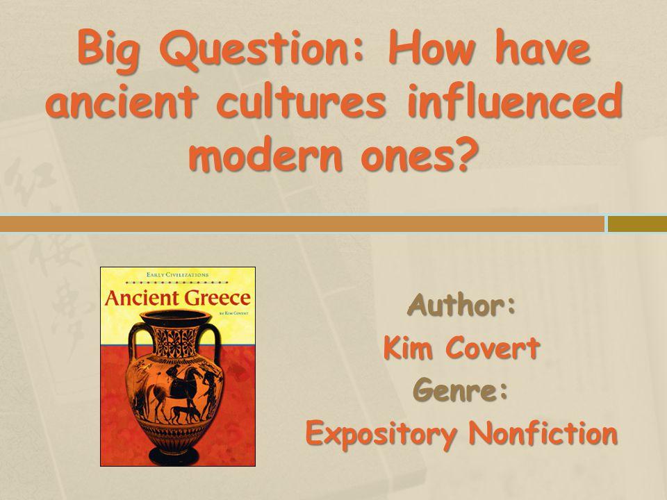 Author: Kim Covert Genre: Expository Nonfiction