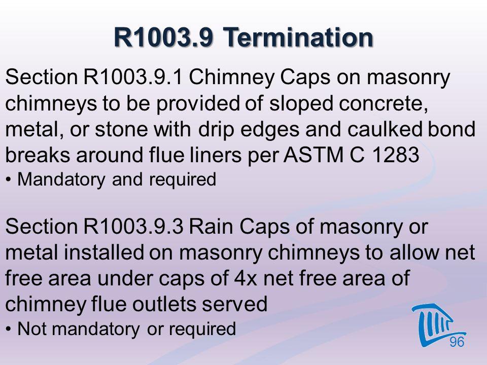 4/12/2017 R1003.9 Termination.