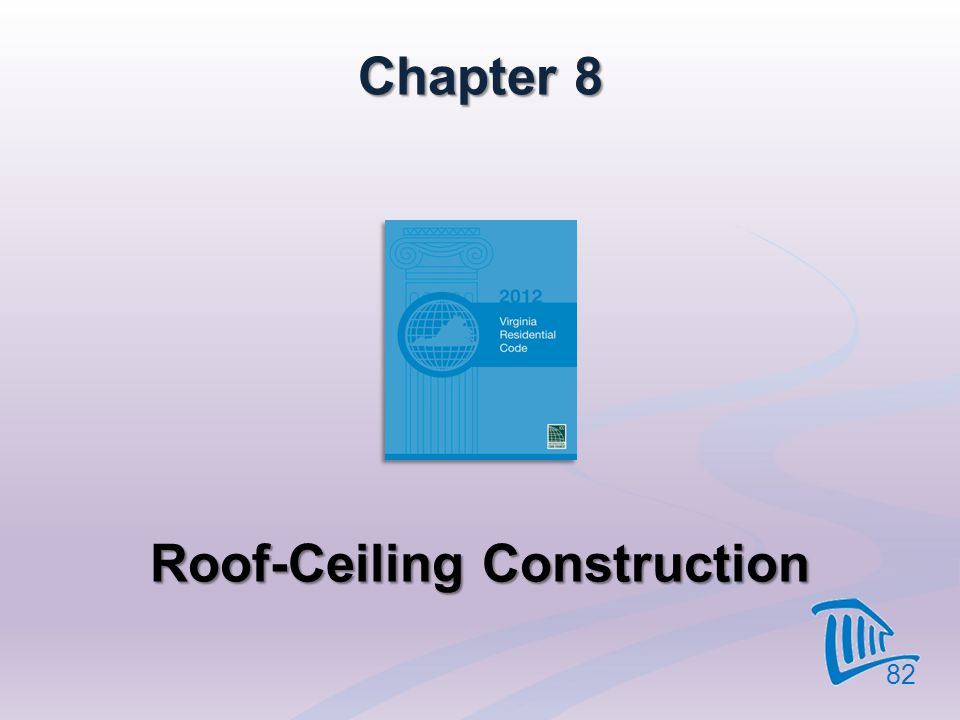Roof-Ceiling Construction