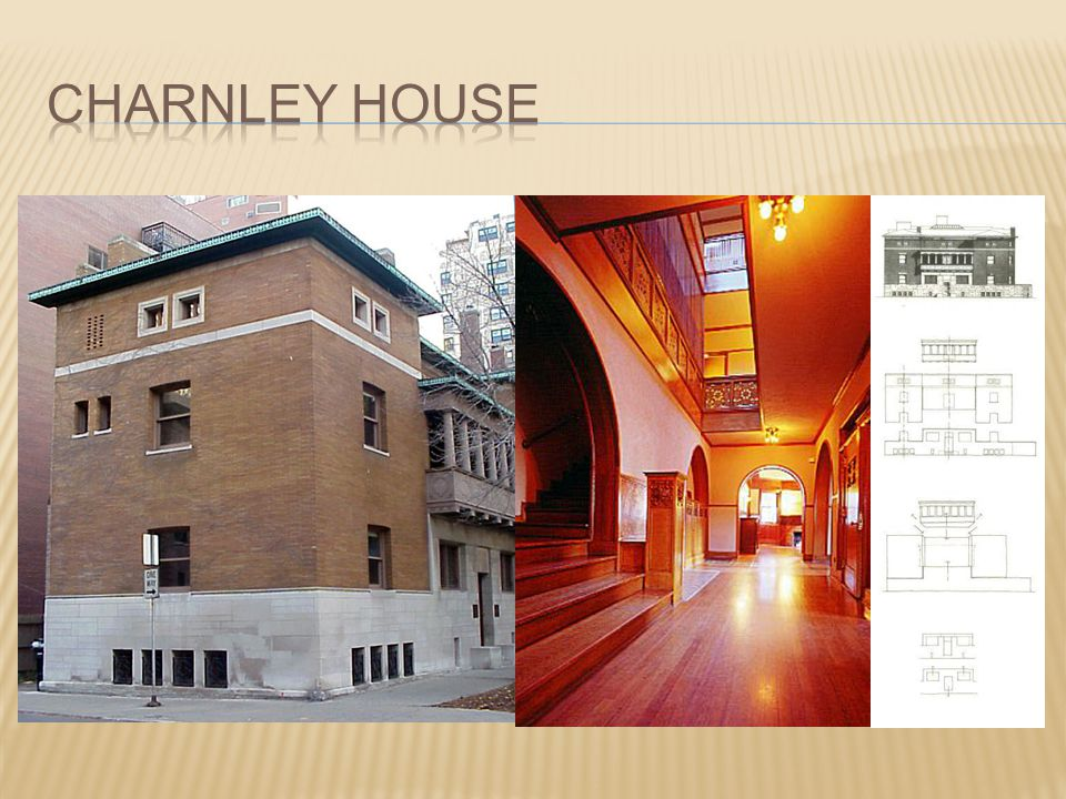 Charnley house