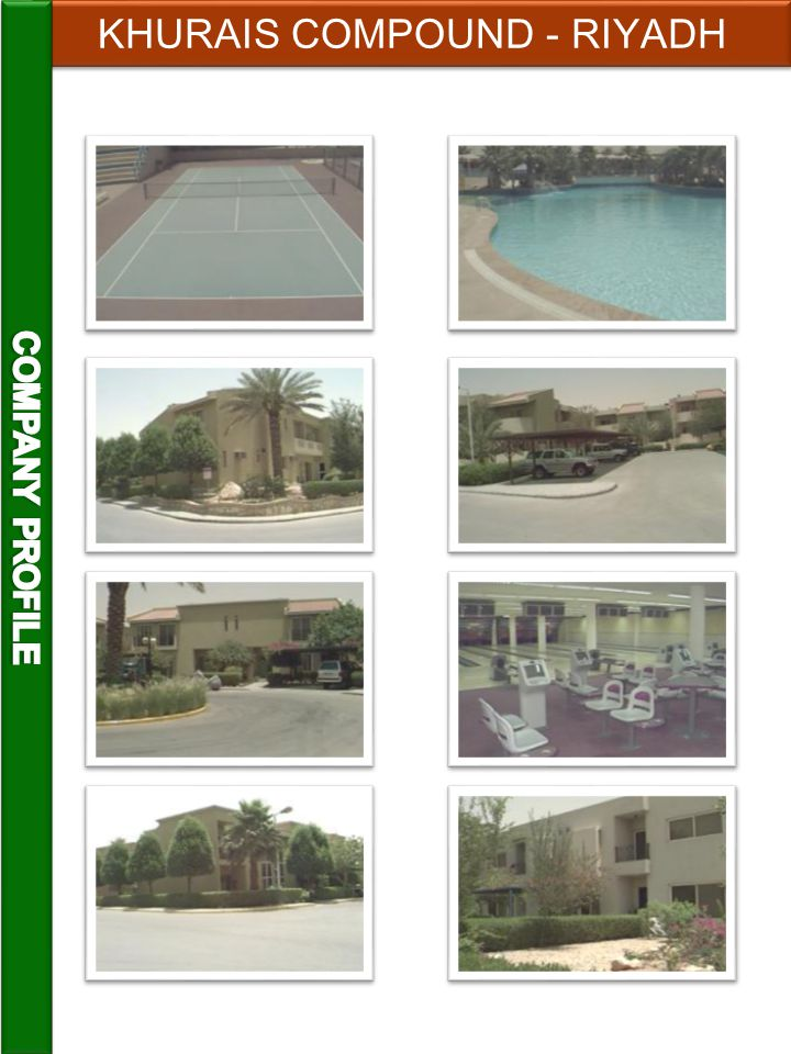 KHURAIS COMPOUND - RIYADH