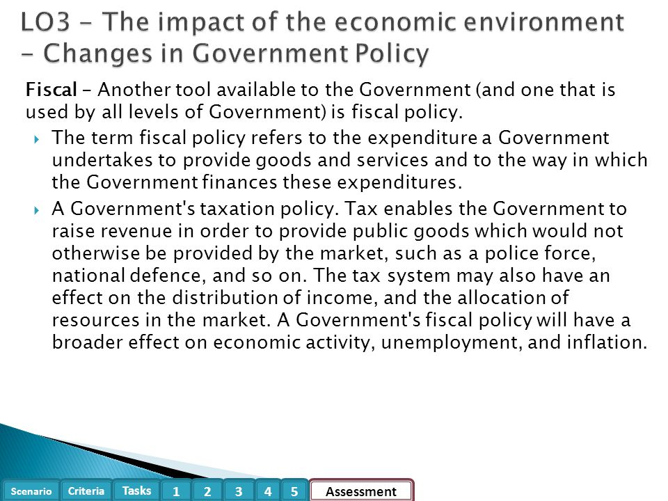 effects of the government on the economy Abstract: concern regarding the economic impacts of environmental regulations has been part of the public dialogue since the beginning of the us epa even as large improvements in environmental quality occurred, government and academia began to examine the potential consequences of regulation.