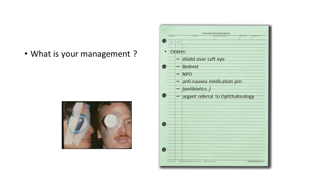 What is your management