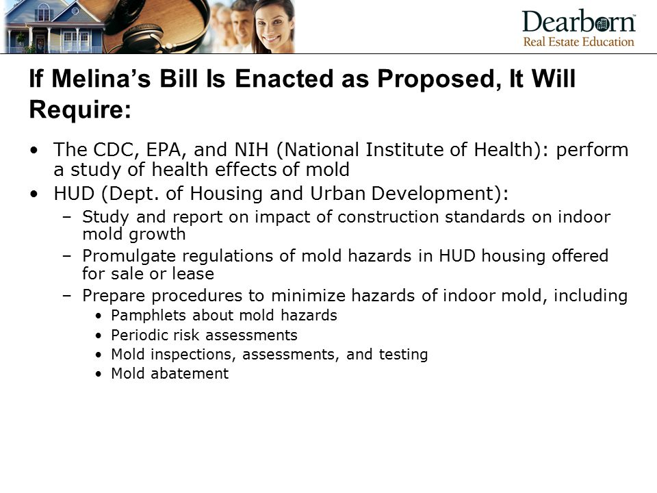 If Melina's Bill Is Enacted as Proposed, It Will Require: