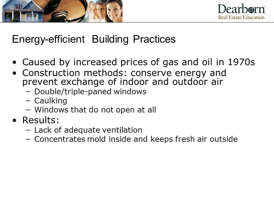Energy-efficient Building Practices