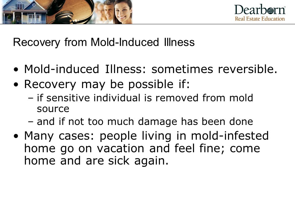 Recovery from Mold-Induced Illness