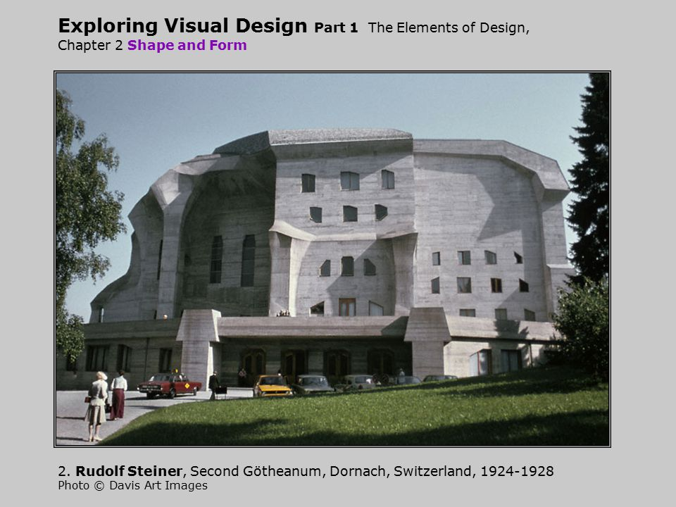 Exploring Visual Design Part 1 The Elements of Design, Chapter 2 Shape and Form