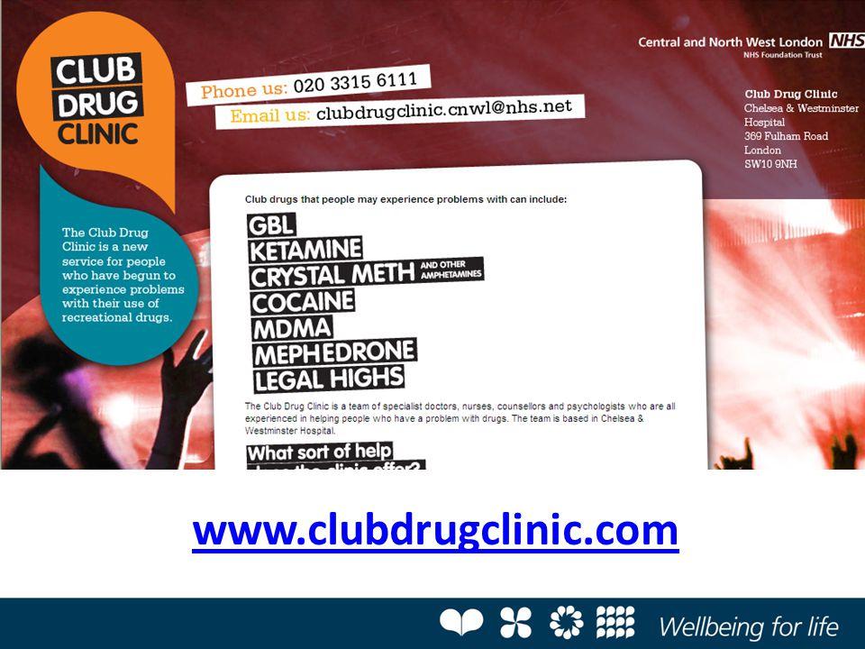 www.clubdrugclinic.com