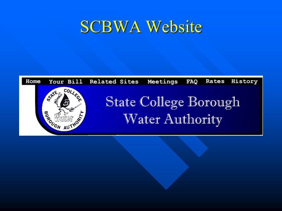 SCBWA Website