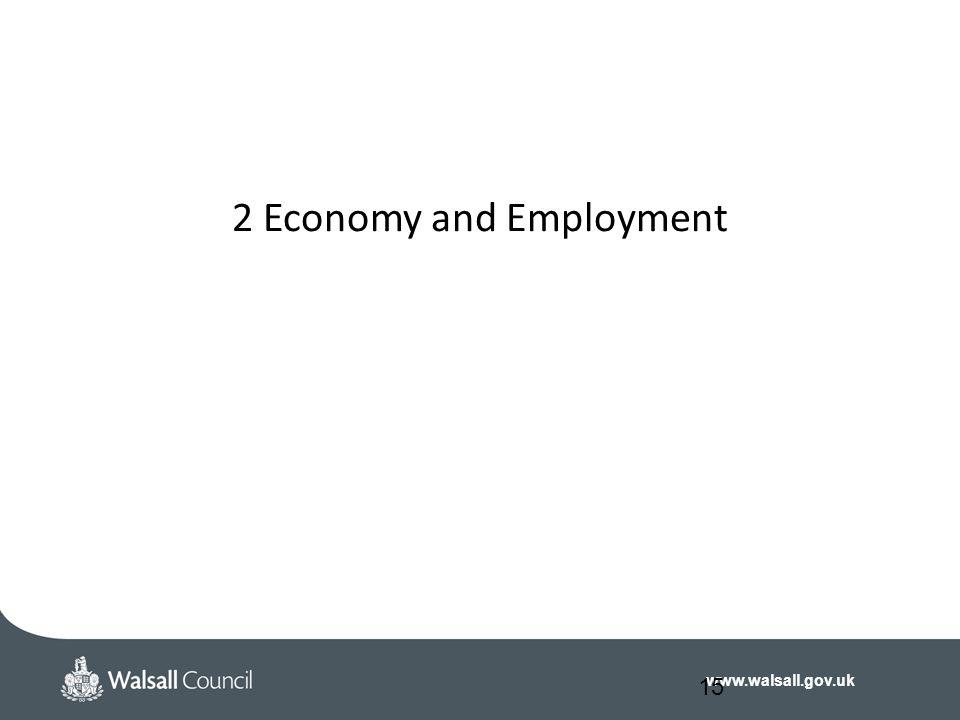 2 Economy and Employment