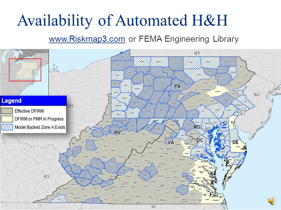 Availability of Automated H&H