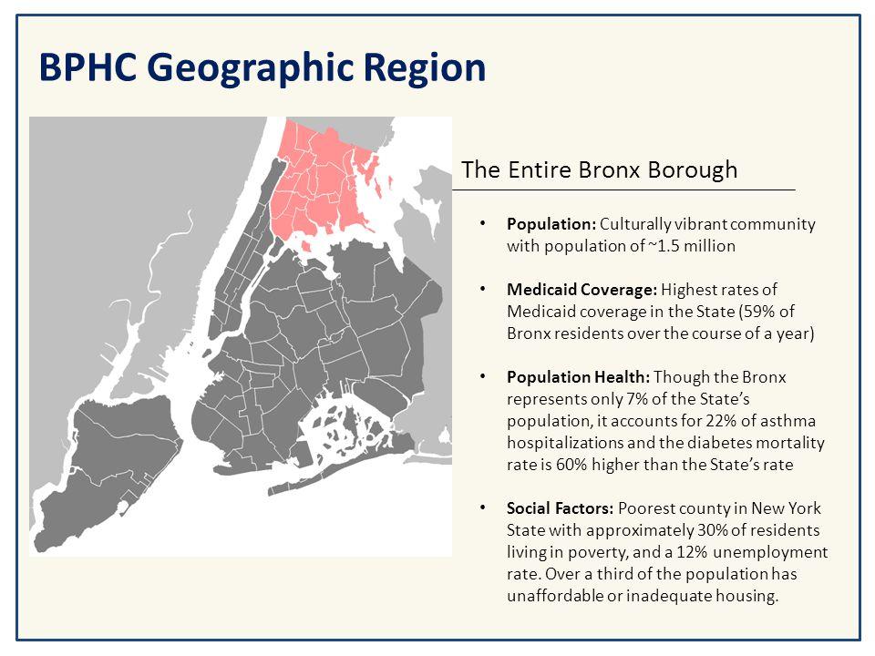 BPHC Geographic Region