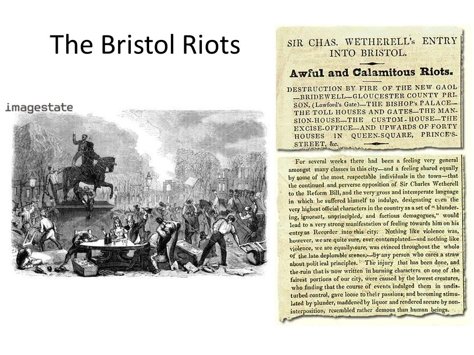 The Bristol Riots
