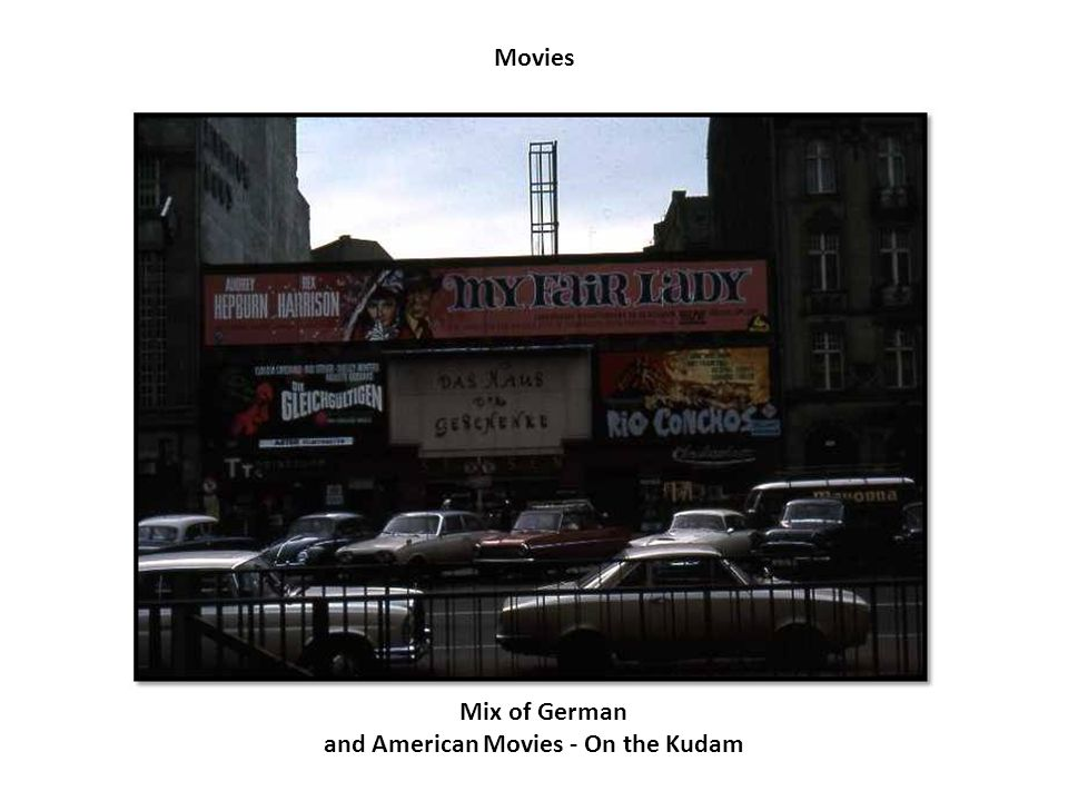 and American Movies - On the Kudam