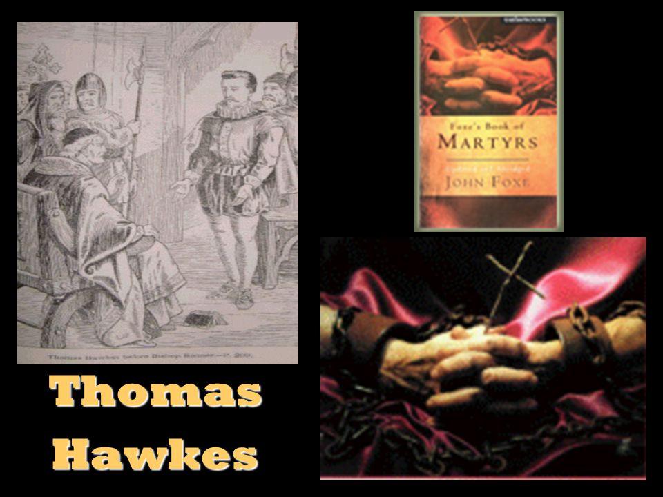 Thomas Hawkes