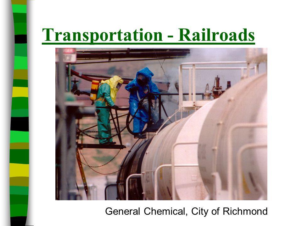 Transportation - Railroads