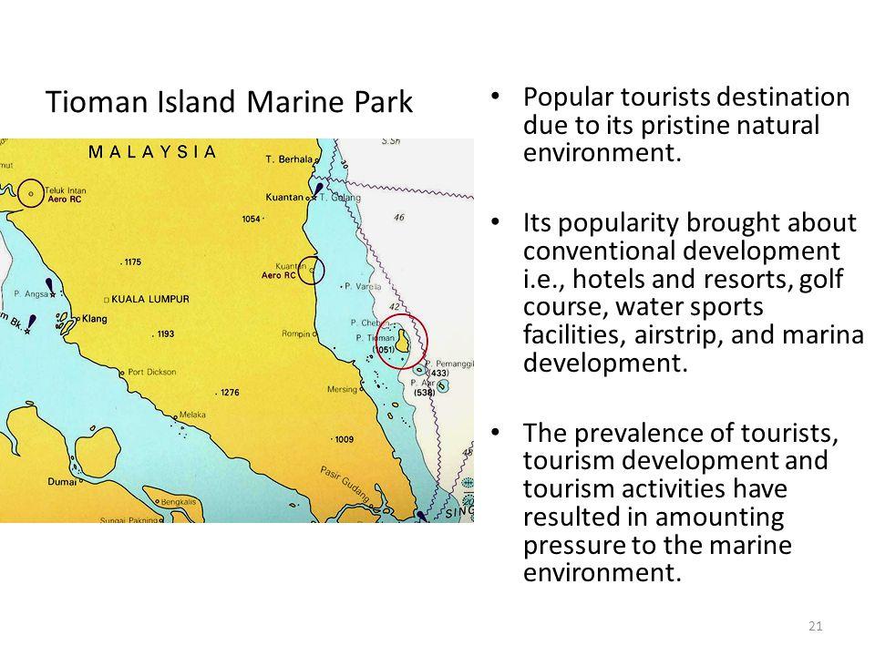 Tioman Island Marine Park