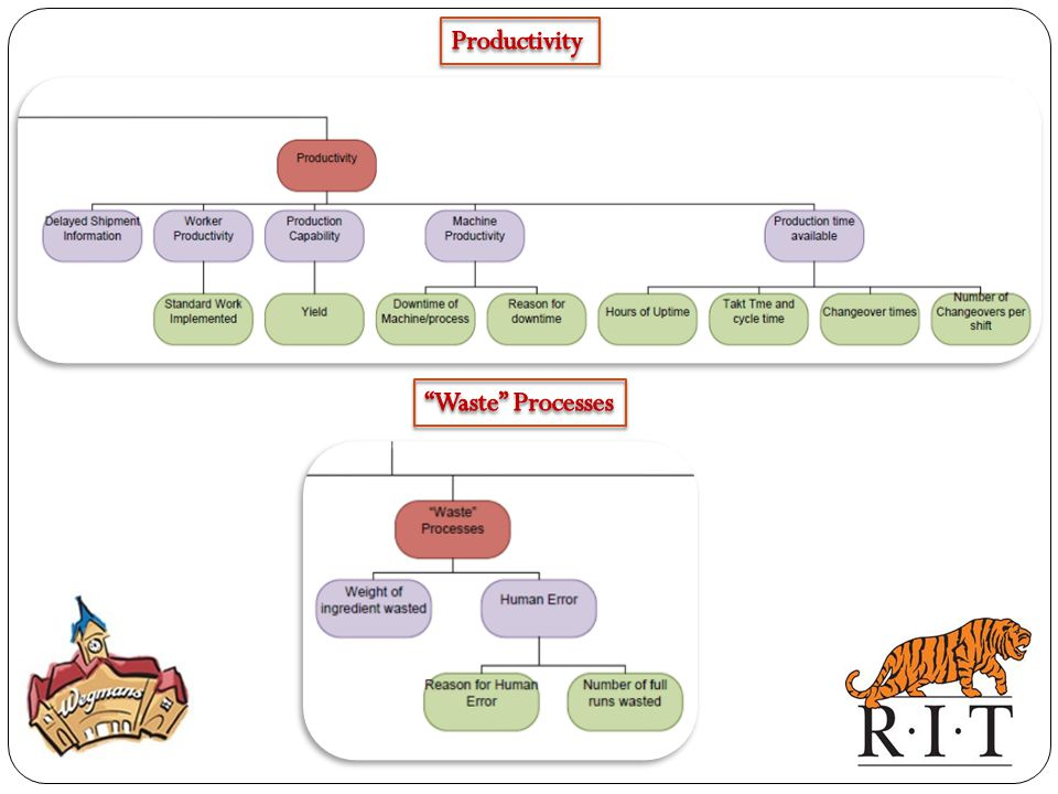 Productivity Waste Processes