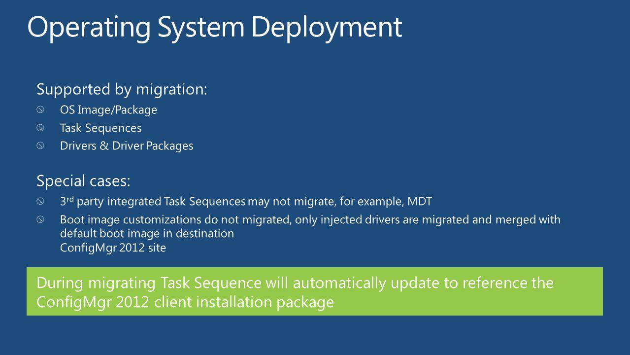 Operating System Deployment