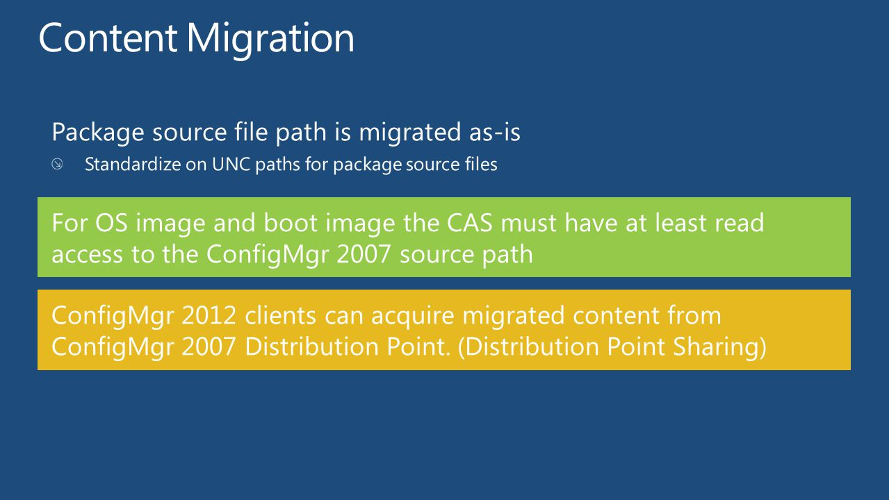Content Migration Package source file path is migrated as-is