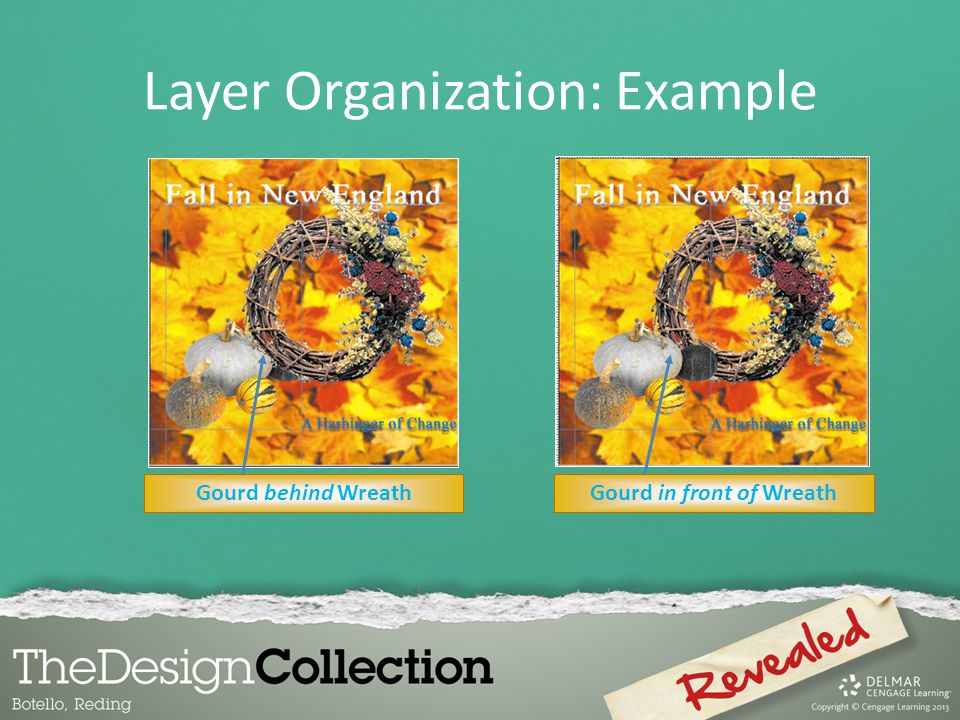 Layer Organization: Example