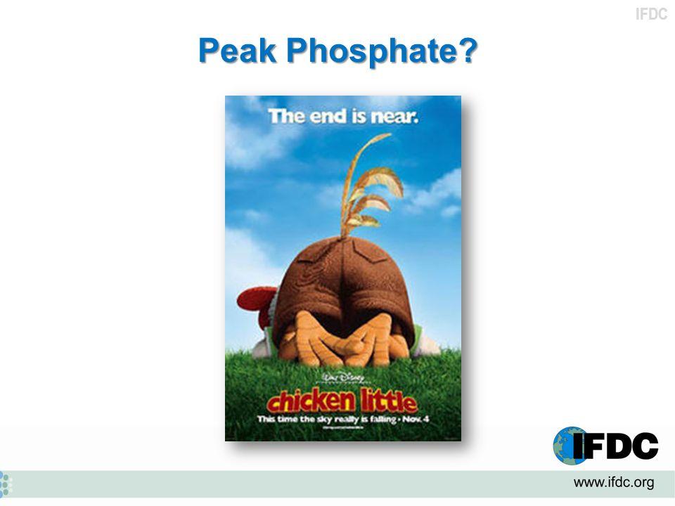 Peak Phosphate