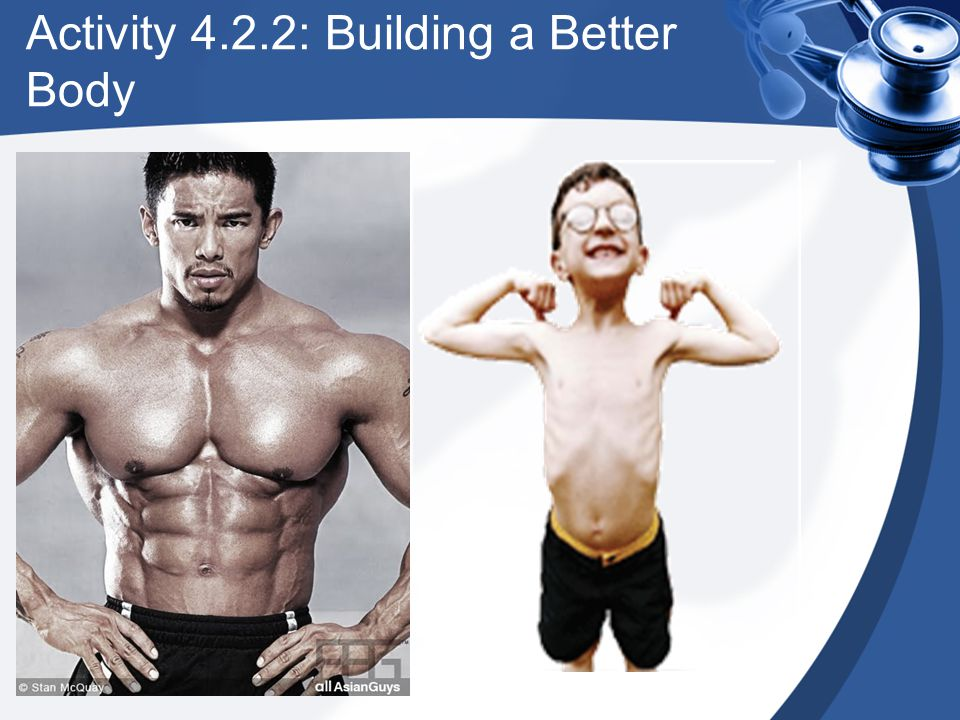 Activity 4.2.2: Building a Better Body