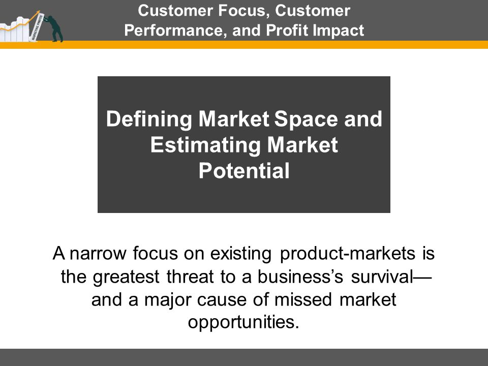 Defining Market Space and Estimating Market Potential