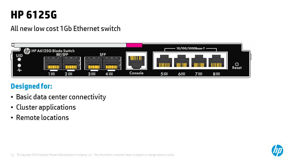 All new low cost 1Gb Ethernet switch